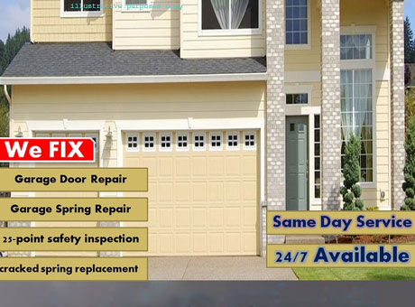Commercial Garage Door Repair Rowlett, TX...