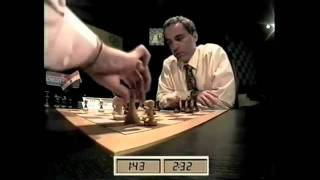 vishy anand vs garry kasparov blitz chess final game omg