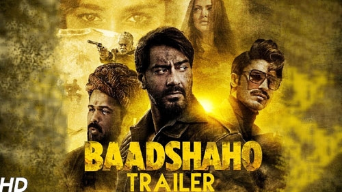 baadshaho official trailer