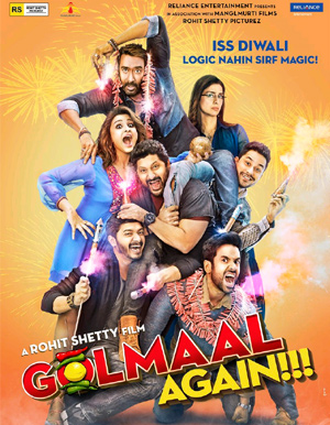 Golmaal Again Hindi Movie
