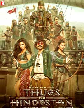 Thugs of Hindostan Movie Review, Rating, Story, Cast and Crew