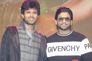 Allu Arjun and Vijay Devarakonda for a Remake?