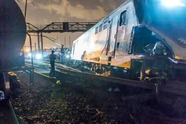 50 hurt and at least 5 casualties in Amtrak Train Derailment in Philadelphia?