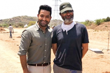 Tight Security On The Sets Of NTR's Next