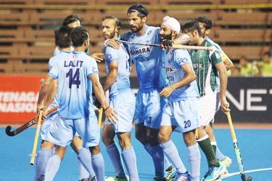 Asian Champion Trophy: India beat Pakistan 3-2