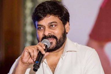 Chiru's Voice over for Ghazi