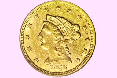 Rare Coin sold for Half-Million Dollars