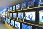 Govt to Impose 5% Customs Duty on Import of Open Cell of TV's from October 1