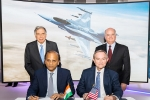 "Tata to jointly make F-16s with Lockheed Martin under ""Make In India"""