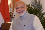 PM Narendra Modi to Unveil Gandhi Plaque in Singapore