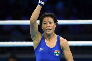 Mary Kom Bags Record Sixth Gold in World Boxing Championship