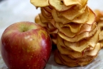 Spicy Apple Chips Recipe