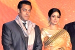 Sridevi to work with Salman Khan