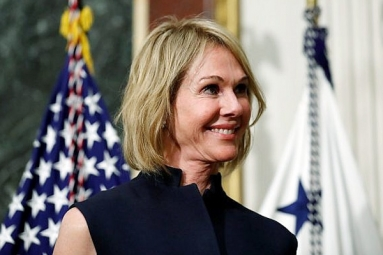 Trump Picks Kelly Knight Craft as US Ambassador to UN