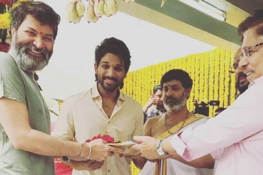 Allu Arjun's Next Film Launched