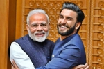 Narendra Modi Advised This to Ranveer Singh When They Met…
