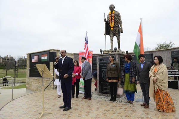 Indian Americans Celebrate the 71st Republic Day in Dallas